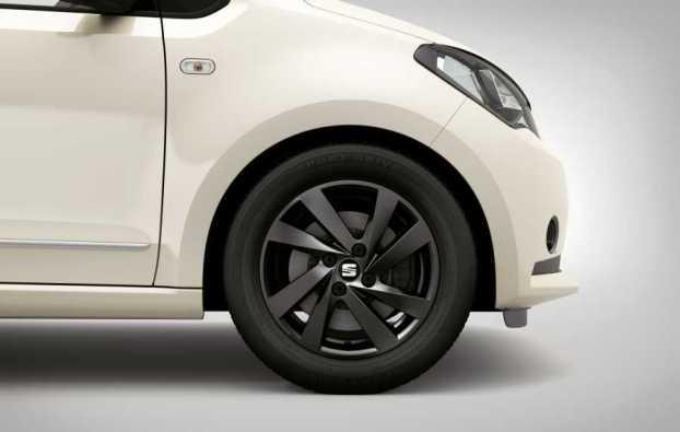 Seat Mii by MANGO wheels