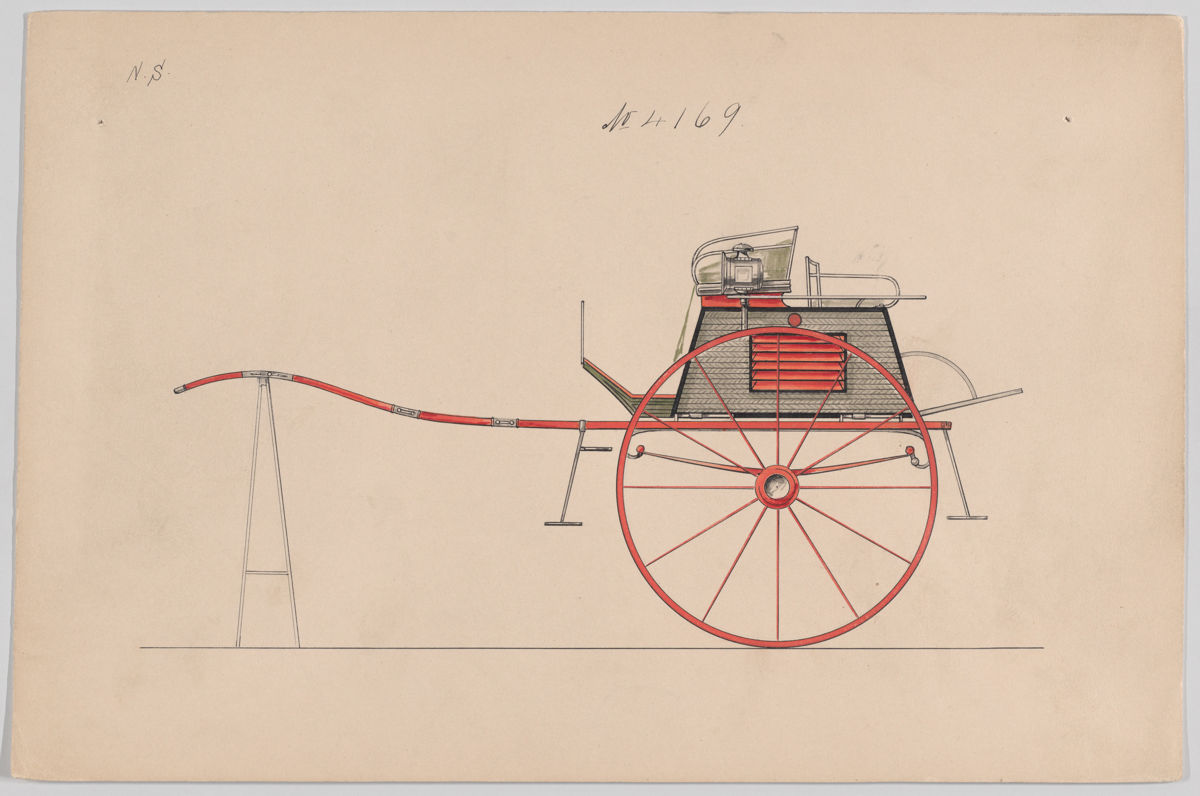 When Dogs Rode in Carts    - Carriage Association of America