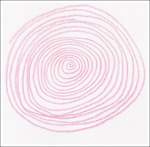 Outward Spiral Line Exercise
