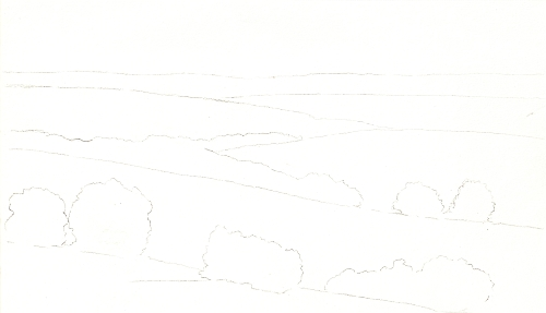 2 Easy Ways to Draw Distance - Example 1
