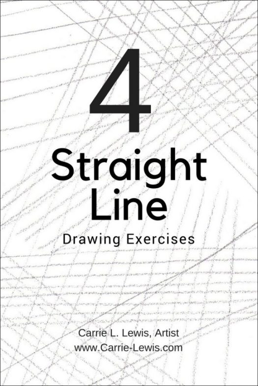 4 straight line drawing exercises