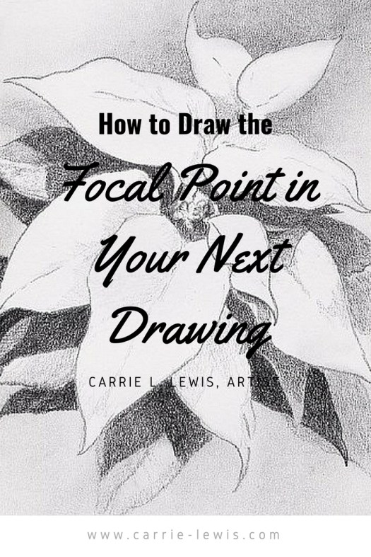 How to Draw the Focal Point in Your Next Drawing