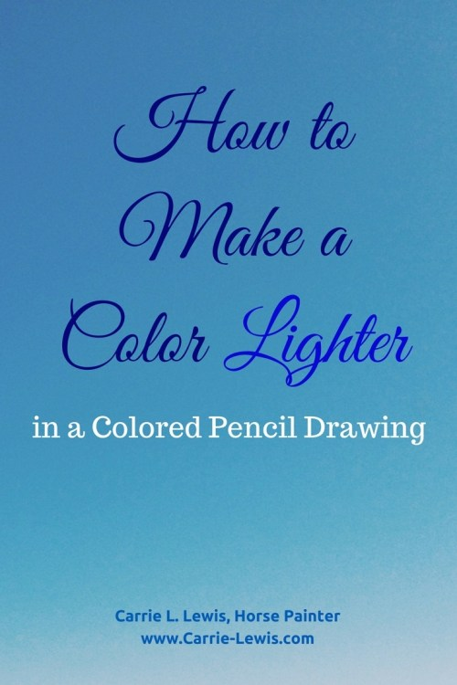 How to Make a Color Lighter