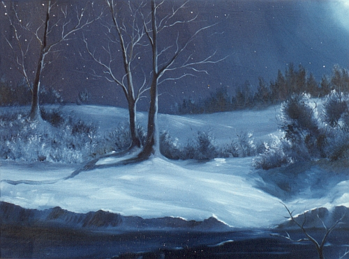 Tips For Accurately Drawing A Night Sky Carrie L Lewis Artist