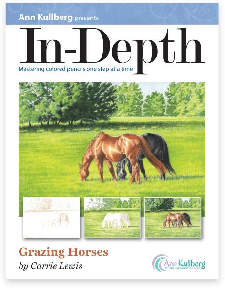 Grazing Horses In-Depth Tutorial