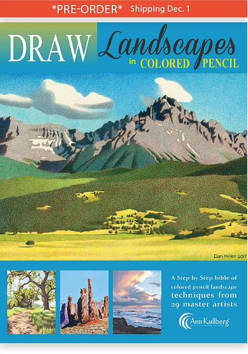 New Landscape Drawing Book - Carrie L. Lewis, Artist