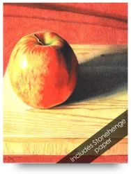 Apple Colored Pencil Drawing Kits for Beginners
