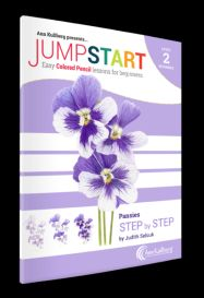 Pansies Drawing Kits for Beginners