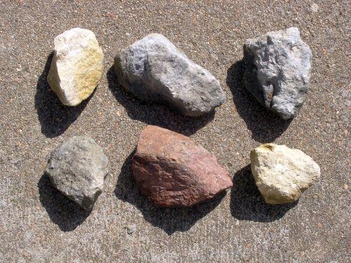 How to Draw Wet Stones - Dry Stones