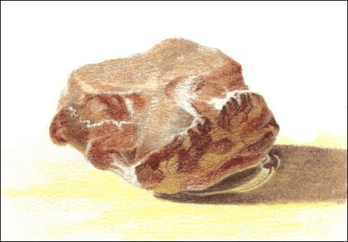 Draw Wet Stones - Step 6 OMS Blend