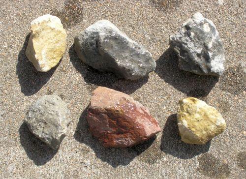 How to Draw Wet Stones - Wet & Dry Stones