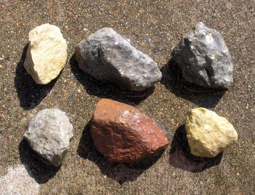 How to Draw Wet Stones - Wet Stones