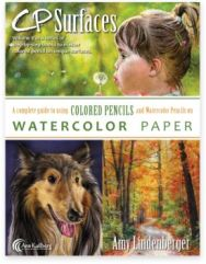 CP Surfaces Book - Watercolor Paper 188