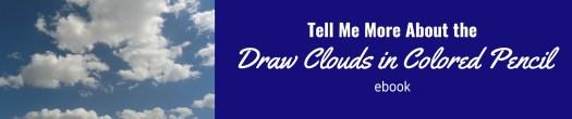Draw Clouds in Colored Pencil Ebook