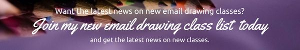 Join my new email drawing class list cropped