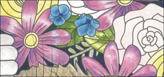 Make Coloring Pages Look More Realistic Step 5