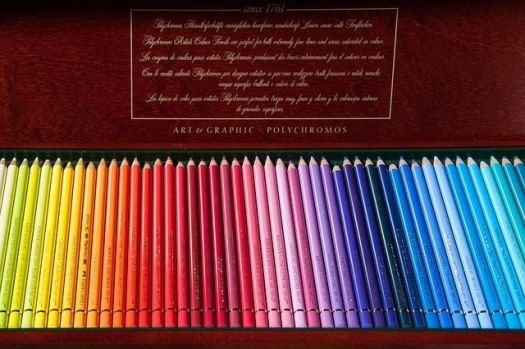 My Colored Pencil Wish List - Faber-Castell