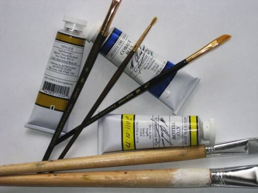 Switching from Oil Painting to Colored Pencils