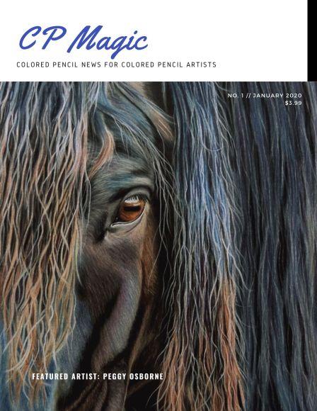 CP Magic Magazine January 2020 Cover
