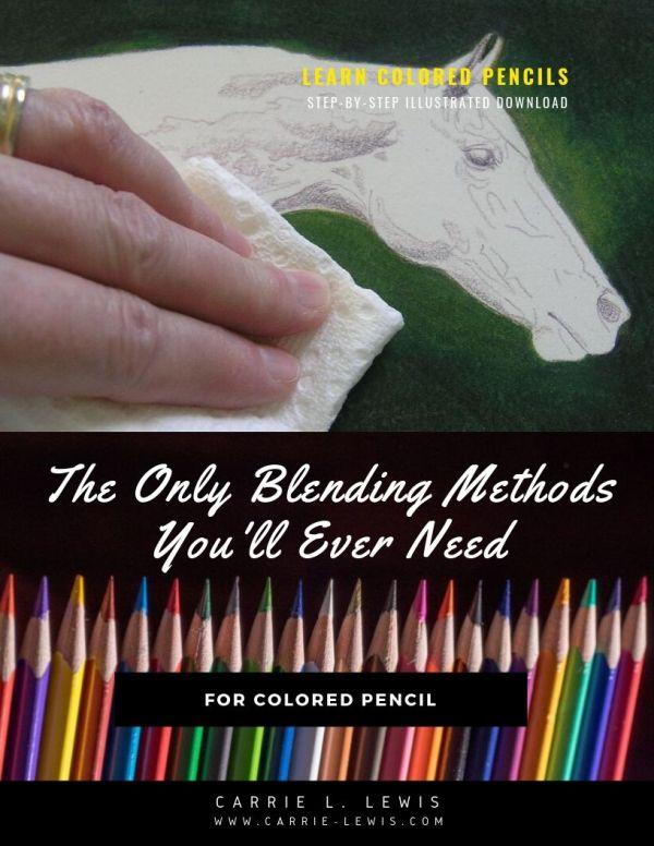 Art Instruction in Colored Pencil Tutorials