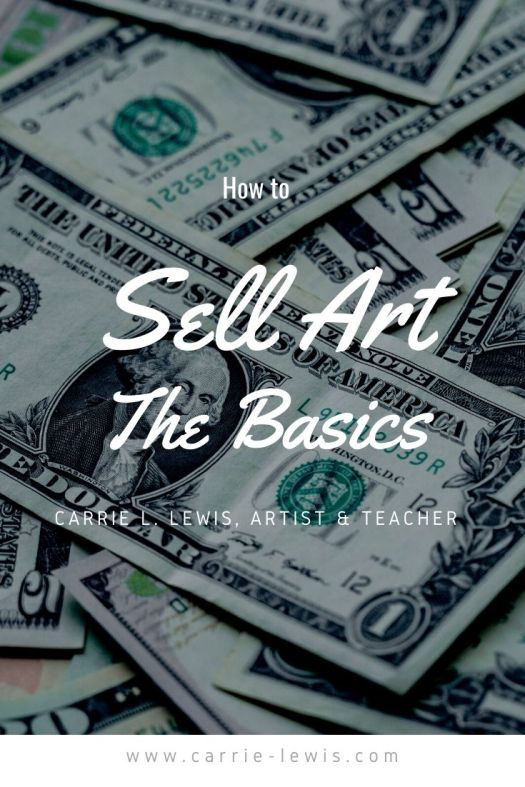 How to Sell Art - The Basics