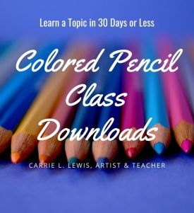 Colored Pencil Class Downloads