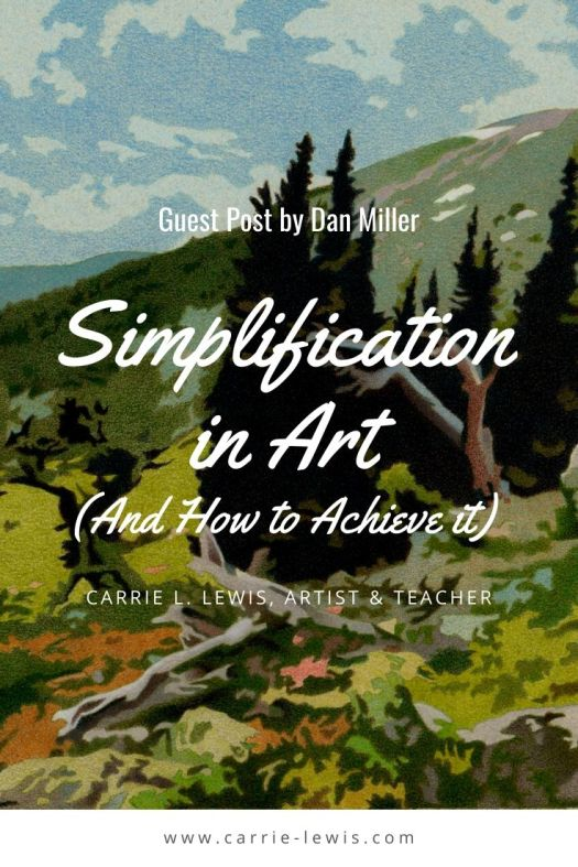 Simplification in Art