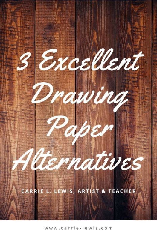 3 Excellent Drawing Paper Alternatives