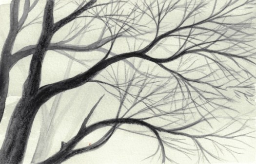 How to Decide When a Drawing is Finished by knowing how you want it to look before you start.