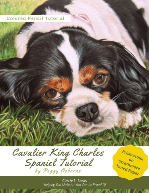 Cavalier King Charles Spaniel Tutorial Cover