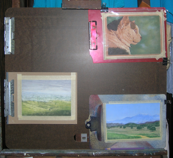 The Drawing Boards I've Used