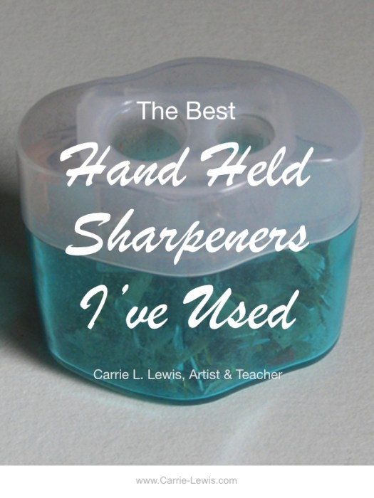 The Best Hand Held Sharpeners I've Used