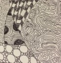 My Zentangle Drawing!