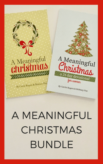 A Meaningful Christmas Book Bundle