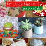 5 Diy Christmas Gifts Carrie Elle