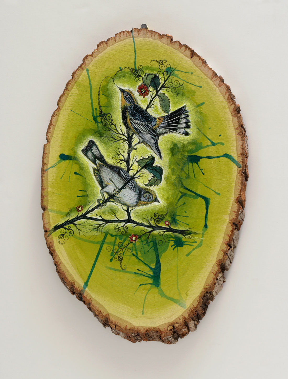 Bird, Nest, Nature | Bedford Gallery