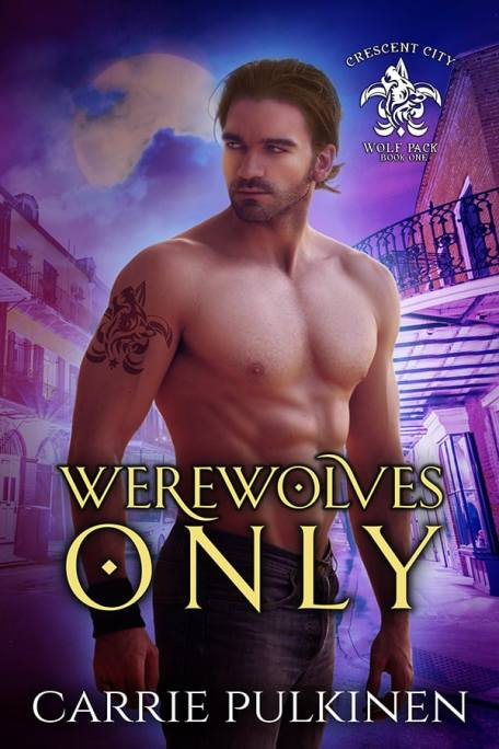 Werewolves Only Cover