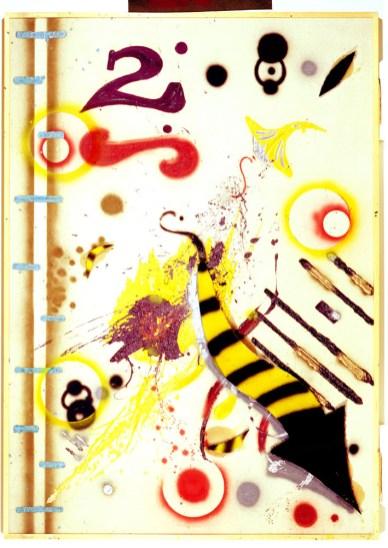 Atomic Futurism, Atomic Note, Atomblast Master, 1986 Moquette Cm 120X173