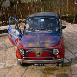 FIAT 500, 1984