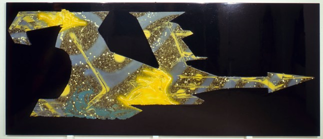Star Light, 1984 marble cm 117x334