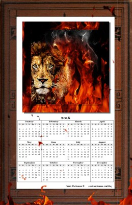 Calendar LION for Website 2016