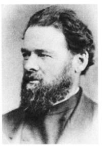 Rev George McDougall