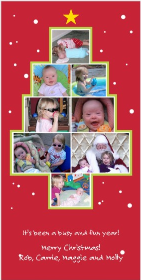 2011 Shutterfly Holiday Card Collection Giveaway