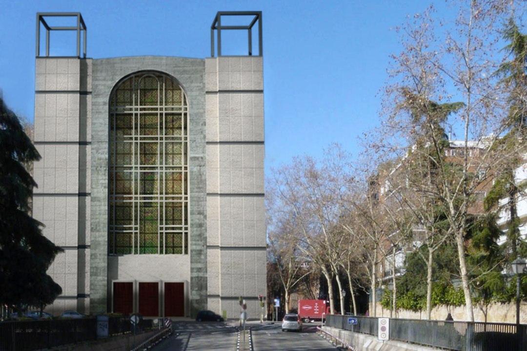 2009 Restauración de la Basílica de la Merced. Madrid