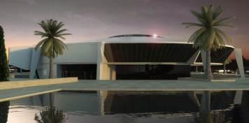 Centro Socio-cultural en Ibiza