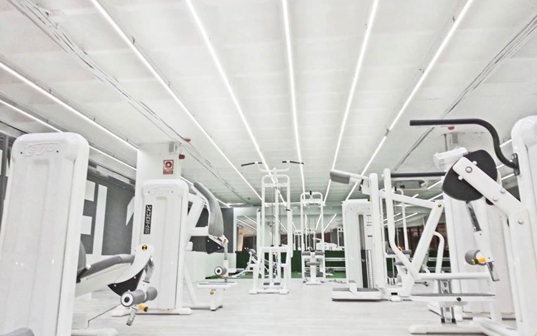 Gimnasio en Madrid: GYMAGE