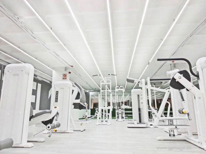 Gimnasio en Madrid Gymage