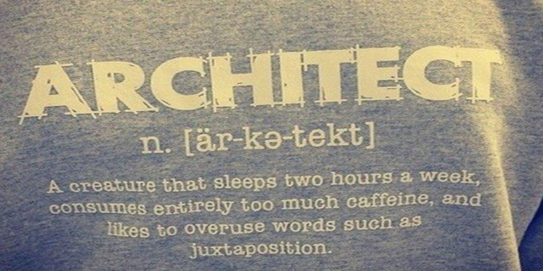 100+100 cosas que un arquitecto debe saber