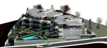 Edificio de viviendas en Boadilla
