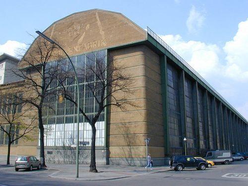 arquitectura industrial